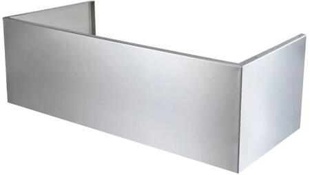 """Dacor AMDC366S 36"""" x 6"""" Height Silver Stainless Steel Duct Cover"""
