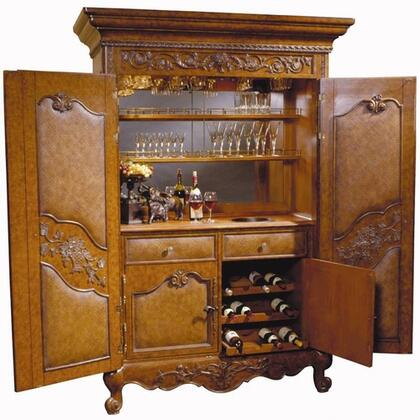 "Ambella 07501260001 62"" Back Bar,"