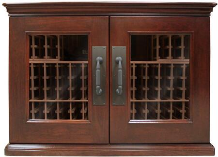 "Vinotemp VINOSONOMA296LFW 63"" Freestanding Wine Cooler"