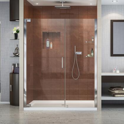 Elegance Shower Door 58x72 01