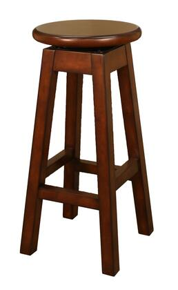 American Heritage 124750SD Taylor Series Residential Not Upholstered Bar Stool