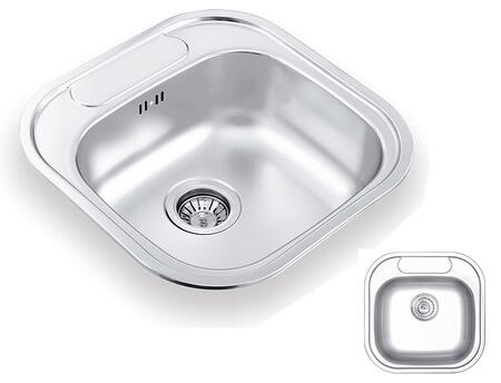 Ukinox CO480480  Sink