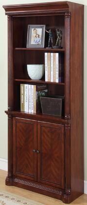 Legends Furniture ZJM6009Monte Cristo Series  Bookcase