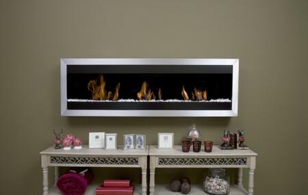Bio-Blaze BBS24860XL Wall Mountable Bioethanol Fireplace