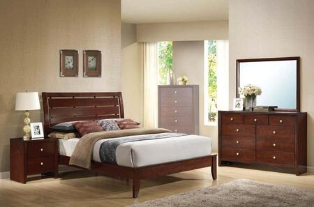 Acme Furniture 20400Q4PCSET Ilana Queen Bedroom Sets