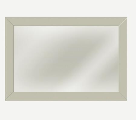Argo Furniture CPMR08ASP04 Devitto Series Rectangle Both Wall Mirror