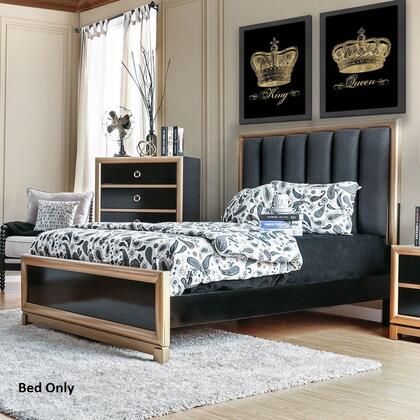 Furniture of America CM7263QBED Braunfels Series  Queen Size Bed