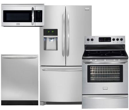 Frigidaire FG4PCFSFDCD30EFISSKIT1 Gallery Kitchen Appliance