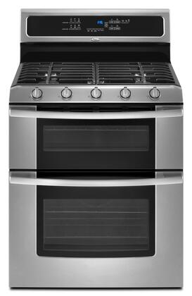 Whirlpool GGG390LXS Gold Series Gas Freestanding