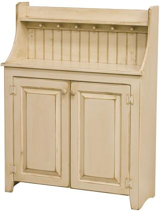 Chelsea Home Furniture 465210B Peppers Series Freestanding Wood None Drawers Cabinet