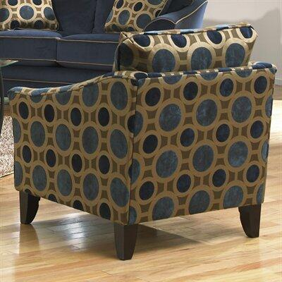 Jackson Furniture 70227Ink Armchair Fabric Accent Chair