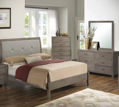 Glory Furniture G1205AFBDM G1205 Bedroom Sets