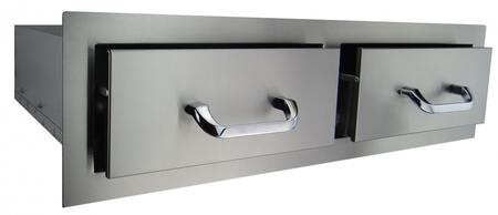 RCS RHR Stainless Steel Drawers