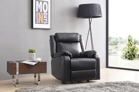 Glory Furniture G761ARC G76 Series Faux Leather  Recliners