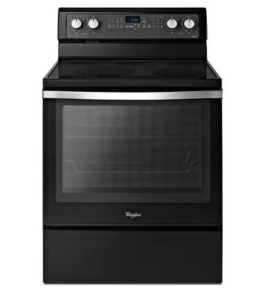 Whirlpool WFE710H0AE Ice Collection Series Electric Freestanding