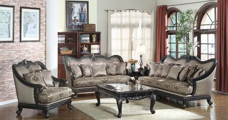 Meridian 717670 Florence Living Room Sets