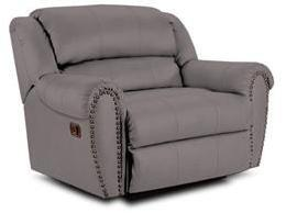 Lane Furniture 21414449914 Summerlin Series Transitional Fabric Wood Frame  Recliners