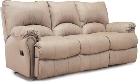 Lane Furniture 20439514114 Alpine Series Reclining Leather Match Sofa