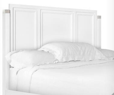 Magnussen B230454 Clearwater Series  Queen Size Panel Bed