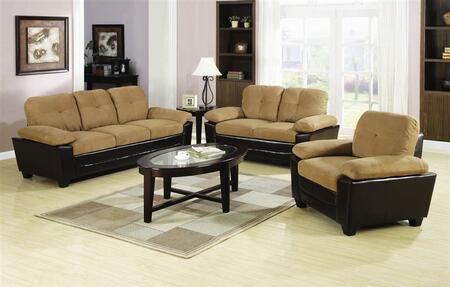 Coaster 502921SET2 Mika Living Room Sets