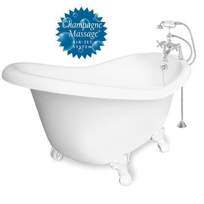 American Bath Factory T010DWHL