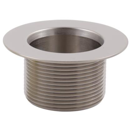 RP16687BN Delta: Toe-Operated Waste Plug in Brushed Nickel