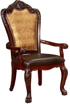 Coaster 105513 Benbrook Series Traditional Wood Frame Dining Room Chair