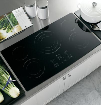 GE Profile PP975BMBB  Electric Cooktop
