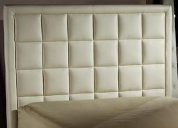 Diamond Sofa VALENTINOBEDHDBDW Valentino Collection Bed Headboard