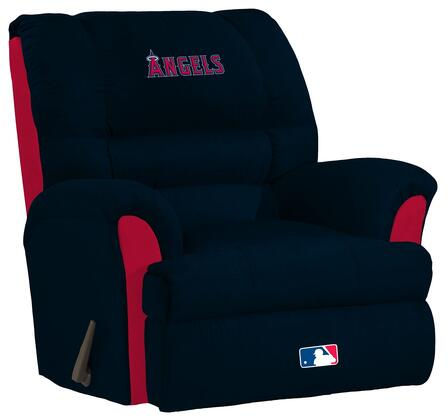 """Imperial International 66-20 Big Daddy Recliner With Premium Hollow-Fill Fiber, Sturdy Engineered Hardwood Frame & Rubberized Team Logo and Name Are """"Welded"""" To The Fabric"""