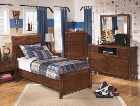 Signature Design by Ashley B36263832126 Delburne Twin Bedroo