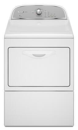 Whirlpool WGD5550XW Gas Cabrio Series Gas Dryer
