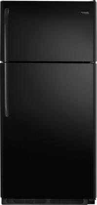 "Frigidaire NFTR18X4Q 30"" Freestanding Top Freezer Refrigerator with 18 cu. ft. Capacity, ADA Compliant, SpillSafe Sliding Shelves, Crispers and Gallon Door Storage, in"