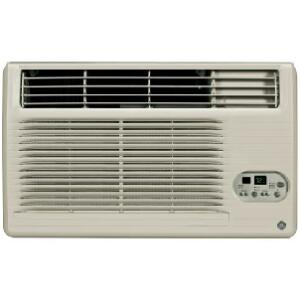 GE AJEM12DCE Wall Air Conditioner Cooling Area,