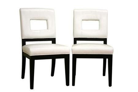 Wholesale Interiors Y765155 Faustino Series  Dining Room Chair