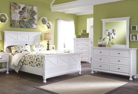 Signature Design by Ashley Kaslyn Bedroom Set B5025457962136