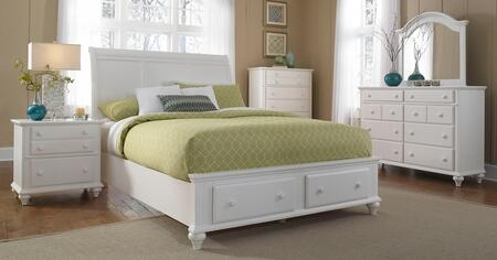 Broyhill HAYDENBEDKSET5 Hayden Place King Bedroom Sets