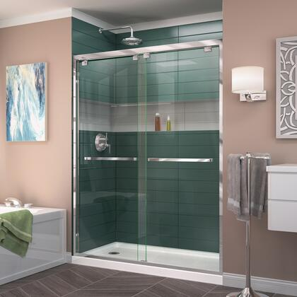 Encore Shower Door RS50 01 B LeftDrain