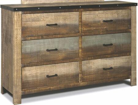Coaster 205093 Sembene Series Wood Dresser