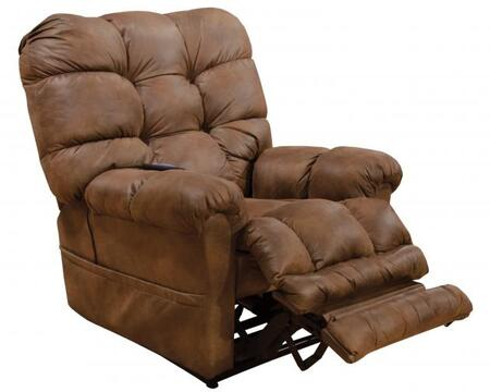 Catnapper 4861130079 Oliver Series Faux Leather Metal Frame  Recliners