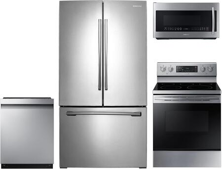 Elegant Samsung 354044 Kitchen Appliance Packages Zoom In. Samsung 1 ...
