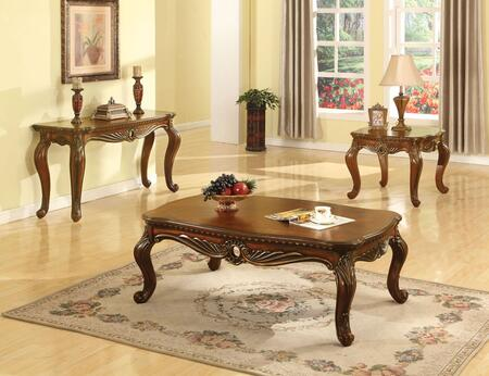 Acme Furniture 80590CES Dorothea Living Room Table Sets