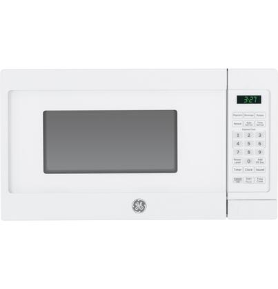 GE JEM3072DHWW Countertop Microwave, in White