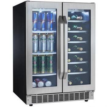Danby DBC7070BLSST  Silhouette Select Series Built-In Compact Beverage Center
