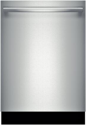 """Bosch SHX53T55UC 24"""" 300 Series Built In Fully Integrated Dishwasher with 15 Place Settings Place Settingin Stainless Steel"""