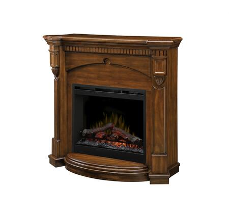 Dimplex DFP261340BW Denton Series  Electric Fireplace