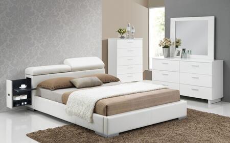 Acme Furniture 20414CK4PC Manjot California King Bedroom Set