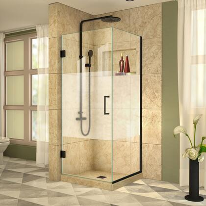 Unidoor Plus Shower Enclosure RS39 30D 30RP HFR 09