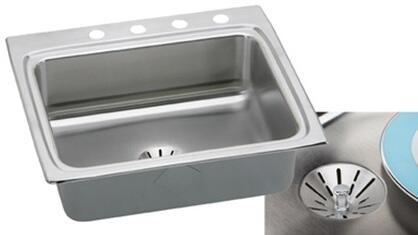Elkay LR2521PD4  Sink