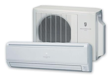 Friedrich M18YH Mini Split Air Conditioner Cooling Area,
